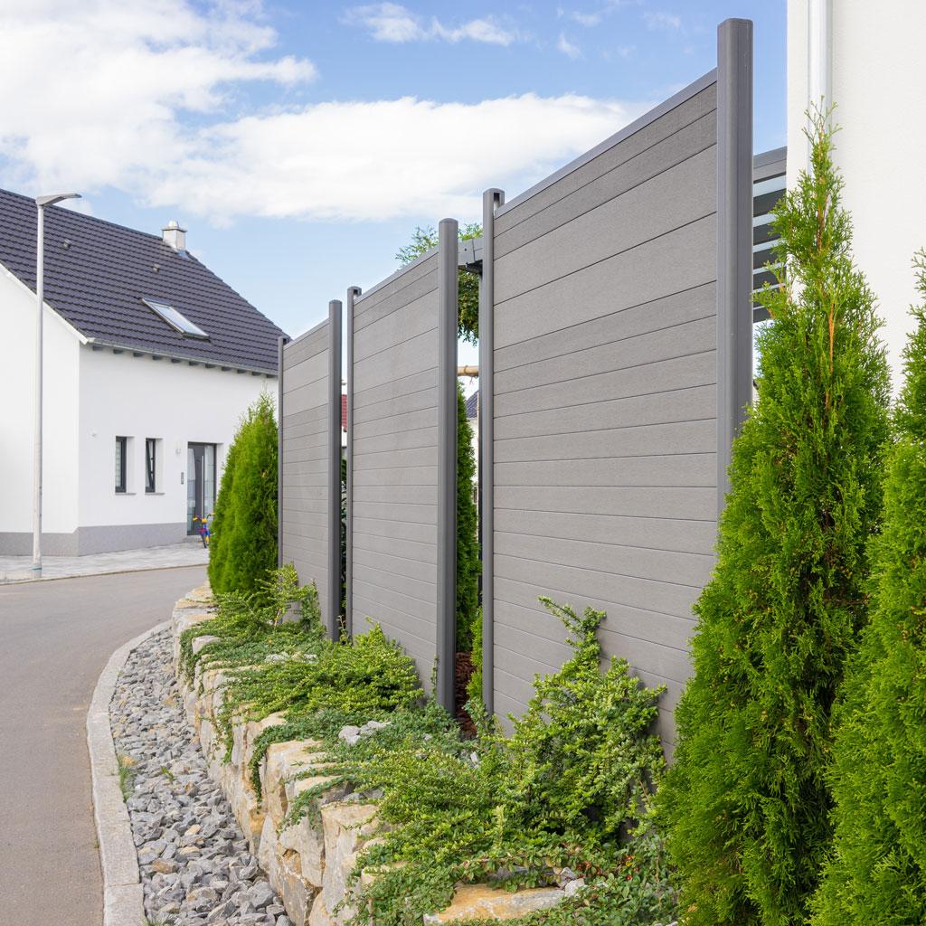 Sichtschutz Fur Mehr Privatsphare Florian Teufel Gartenbau